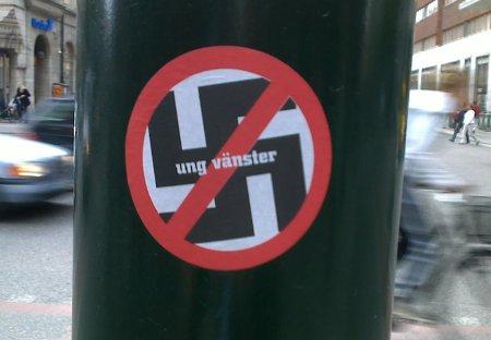 Ung Vänster tar ställning!
